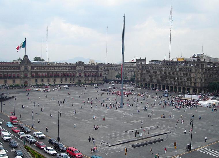 Cambios México 4ta Transformación