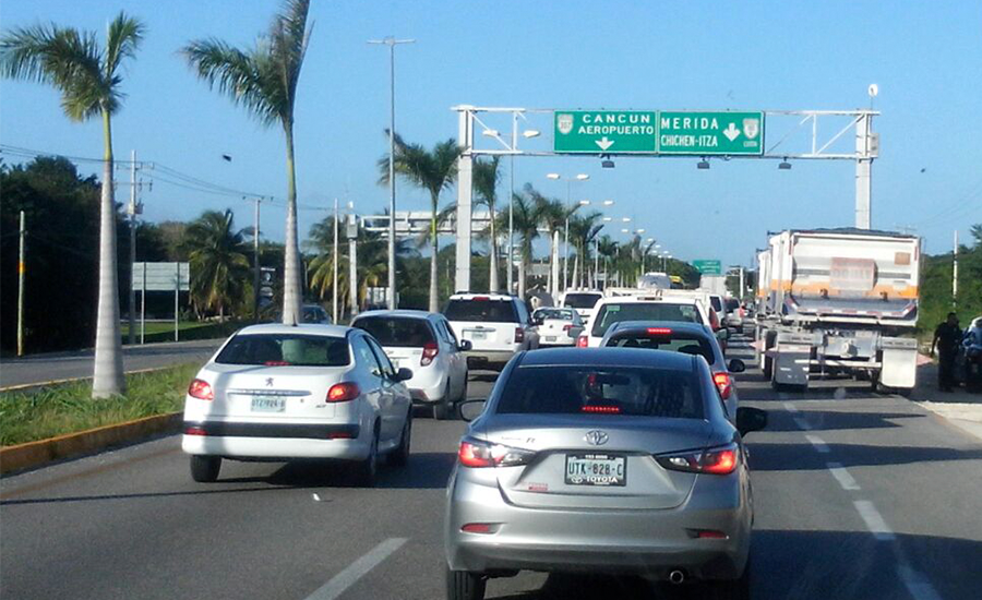 Movilidad Cancún