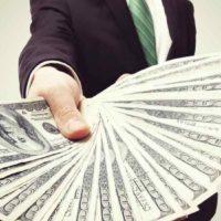 Dinero como prioridad